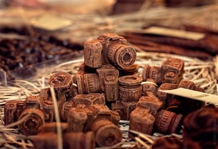 Праздник Шоколада во Львове - рай для сладкоежек — фото 10
