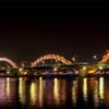 Огнедышащий Мост Дракона во Вьетнаме