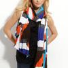 Аксессуары от королевы стиля - шарфы и платки от Diane von Furstenberg