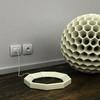 Dust Ball - робот-пылесос с оригинальным дизайном
