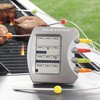 Для тех, кто любит стейки: Charcoal Companion Steak Station Thermometer
