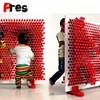 Pin Pres – современная система хранения для детской комнаты