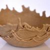 Вспоминая берег моря... Песчаная чаша Sand Bowl от Leetal Rivlin.