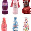 Дизайнерские бутылки Coca-Cola