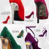 Необычный каблук – яркий модный акцент сезона осень-зима 2012/2013.