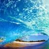 Фотографии Кенжи Кромана: в самом сердце океанской волны