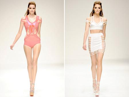 Эй вы, там, на берегу! Модные тенденции пляжного сезона 2011 — фото 12