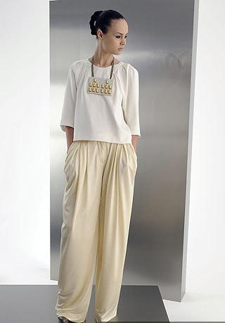 Джинсы-клеш - новое веяние западной моды — фото 14