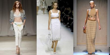 Откровенно женственный лиф, обыгранный известными модельерами