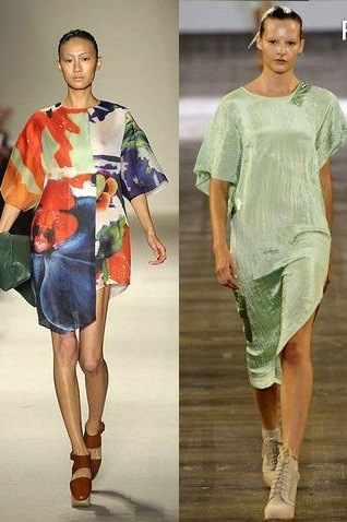 Модные тренды для беременных  сезона  лето 2011 — фото 7