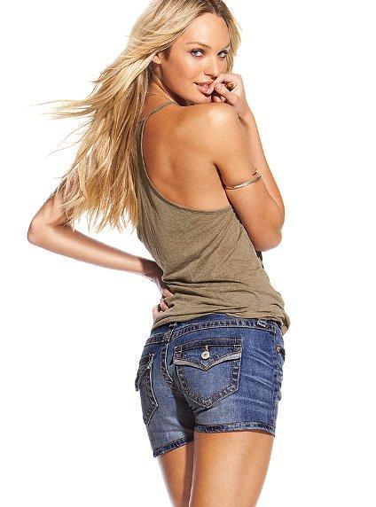 Джинсовые шорты  снова  модный тренд ! — фото 3