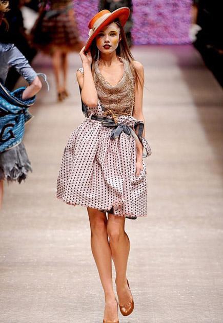 Модное веяние из  Японии - пояса, завязанные бантом. — фото 7