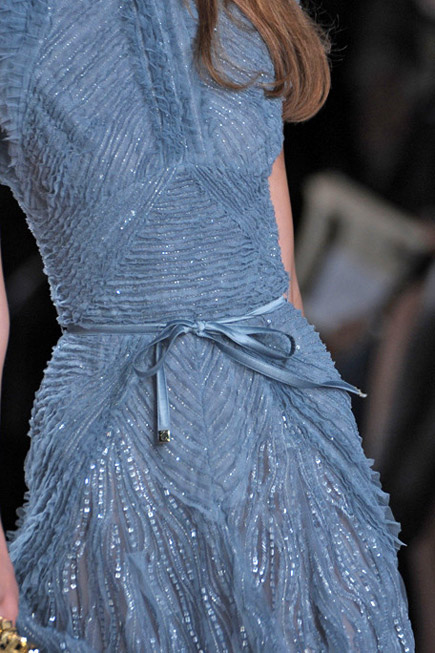 Модное веяние из  Японии - пояса, завязанные бантом. — фото 6