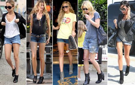 Джинсовые шорты  снова  модный тренд ! — фото 1