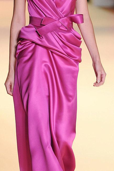 Модное веяние из  Японии - пояса, завязанные бантом. — фото 3