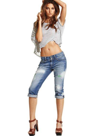 Джинсовые шорты  снова  модный тренд ! — фото 4