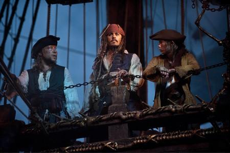 """Долгожданные """"Пираты Карибского моря: На странных берегах"""" — фото 3"""