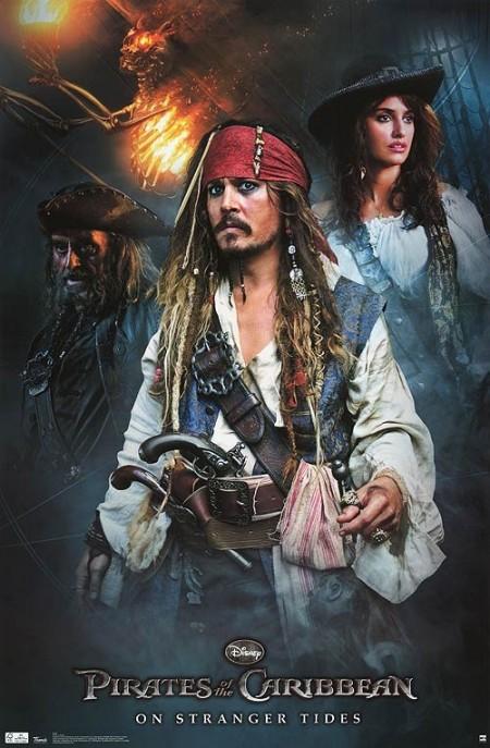 """Долгожданные """"Пираты Карибского моря: На странных берегах"""" — фото 1"""