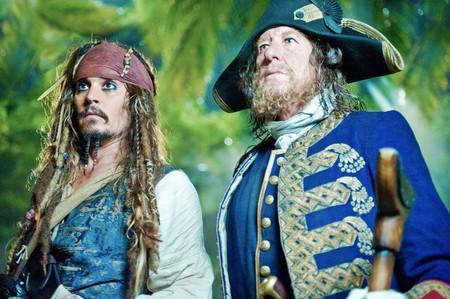 """Долгожданные """"Пираты Карибского моря: На странных берегах"""" — фото 8"""