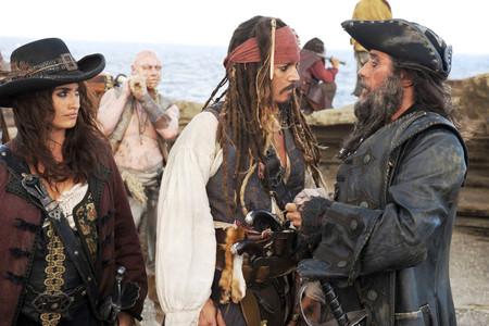 """Долгожданные """"Пираты Карибского моря: На странных берегах"""" — фото 6"""