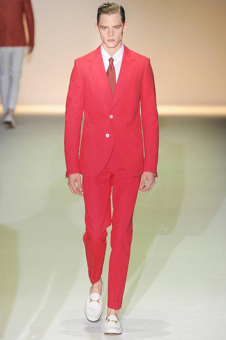 Мужские костюмы 2013: много, очень много яркости и цвета)) — фото 49