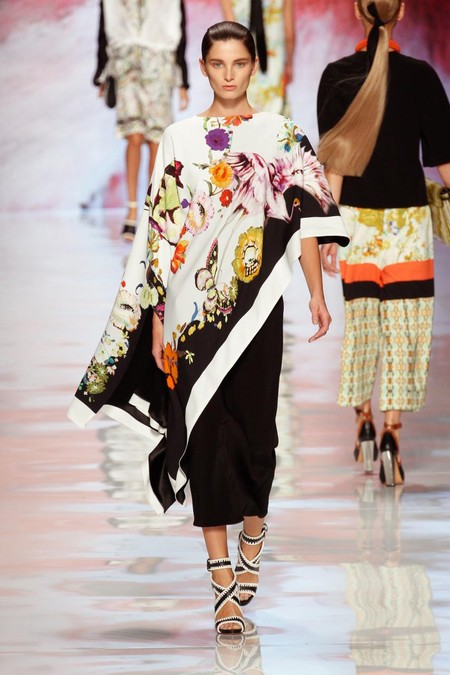 Модная экзотика: этнический стиль в одежде — фото 30