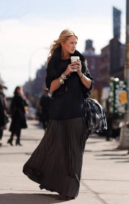 Женские свитера 2013: кокой выбрать и с чем носить? — фото 10