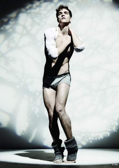 Мода и искусство в коллекции белья John Galliano — фото 11
