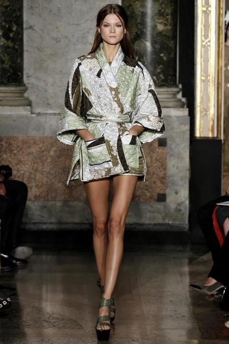 Модная экзотика: этнический стиль в одежде — фото 24