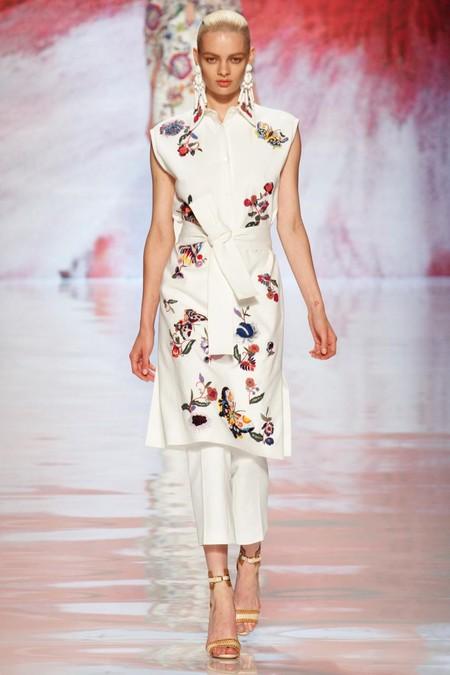 Модная экзотика: этнический стиль в одежде — фото 29