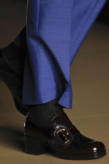 Модные «бездельники» - лоферы 2012 — фото 17