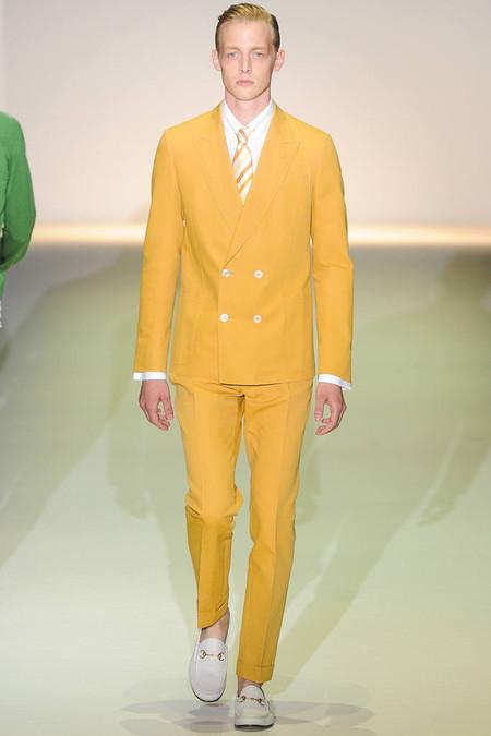 Мужские костюмы 2013: много, очень много яркости и цвета)) — фото 47