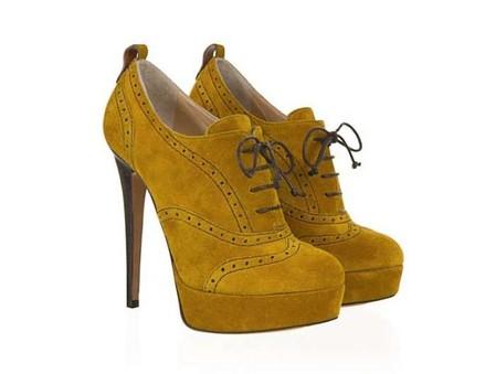 Обувь английских модников и модниц - стильные оксфорды — фото 7