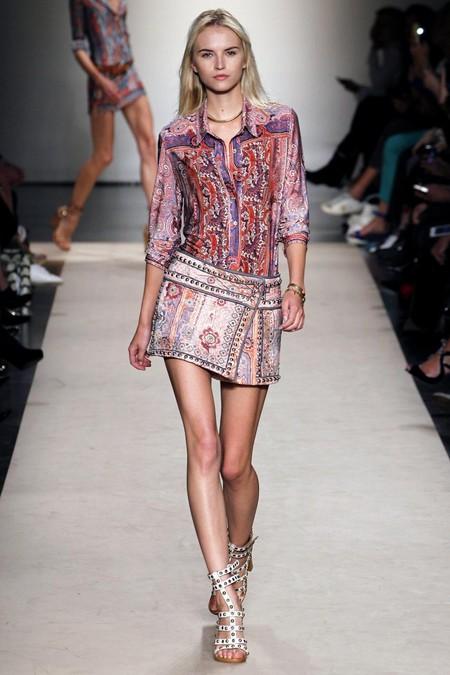 Модная экзотика: этнический стиль в одежде — фото 34
