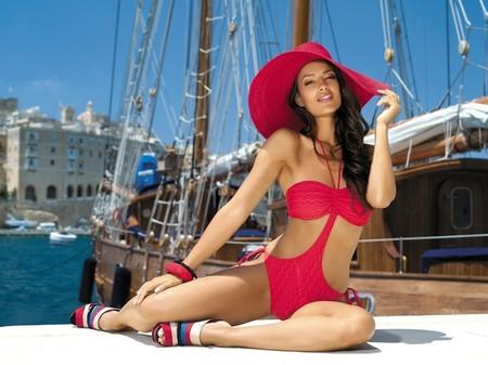 Подготавливаемся к отдыху на побережье: обзор пляжных коллекций 2013 — фото 20