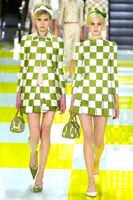 Louis Vuitton весна-лето 2013