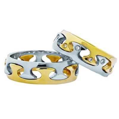 Окольцованные любовью: модные обручальные кольца 2013 — фото 17