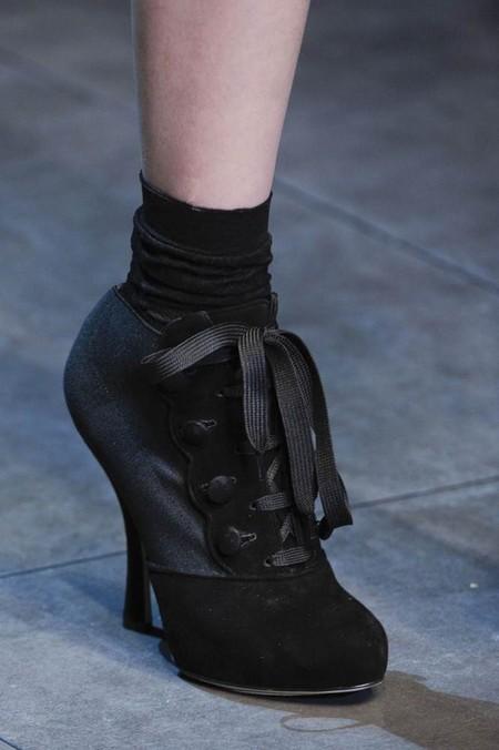 Мода на роскошь: стиль барокко в коллекциях осень-зима 2012-2013 — фото 29