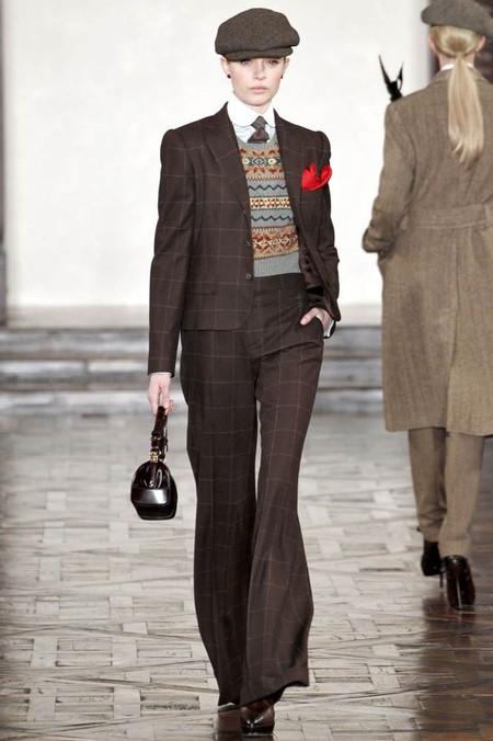 Больше! Больше яркости и цвета: модные принты зимы 2012-2013 — фото 16