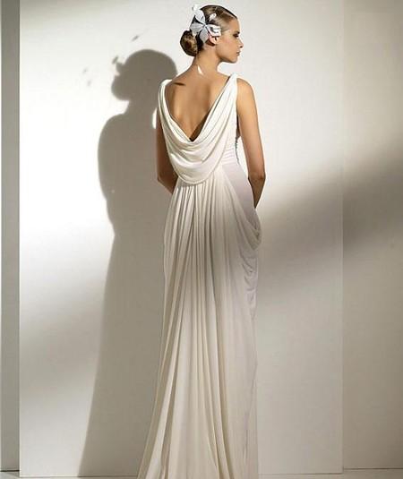 Божественная линия снова в моде: греческий стиль 2013 — фото 23