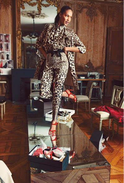«Леопард» с головы до ног
