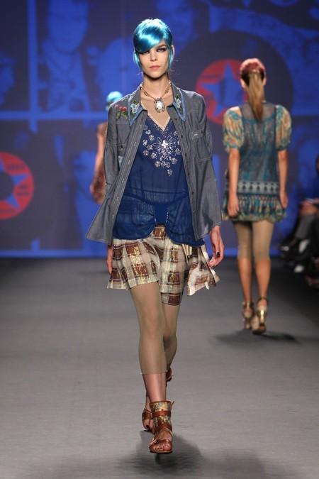 Джинсовая мода 2013 — фото 21