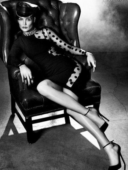 Кэти Холмс в Vogue Spain