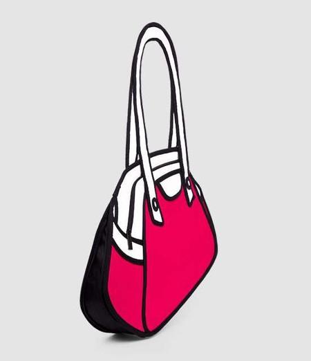 Мультяшные или настоящие? Необычные сумки JumpFromPaper. — фото 10