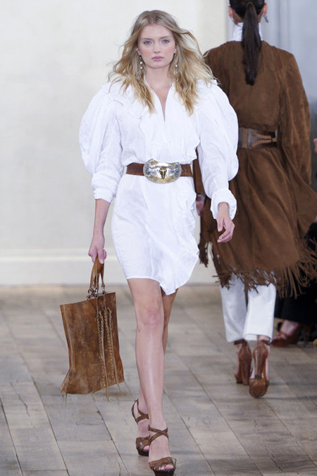 Белые платья Ralph Lauren