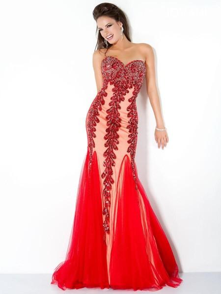 Коллекция платьев Jovani 2013 для самых торжественных событий — фото 10