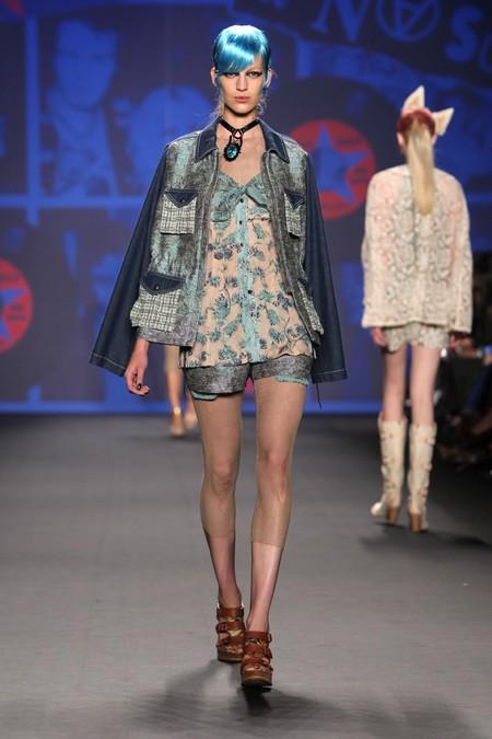 Джинсовая мода 2013 — фото 20
