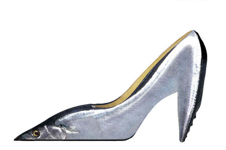 Туфли-рыбки