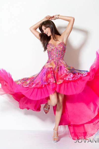 Коллекция платьев Jovani 2013 для самых торжественных событий — фото 33