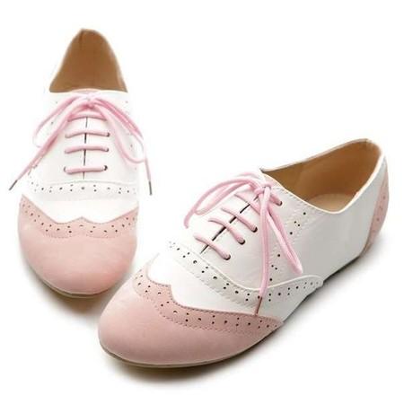 Обувь английских модников и модниц - стильные оксфорды — фото 17